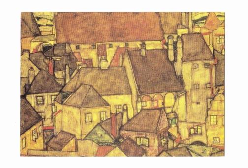 Gelbe Stadt 1914